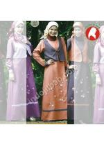 GD85 Coklat Abu 001
