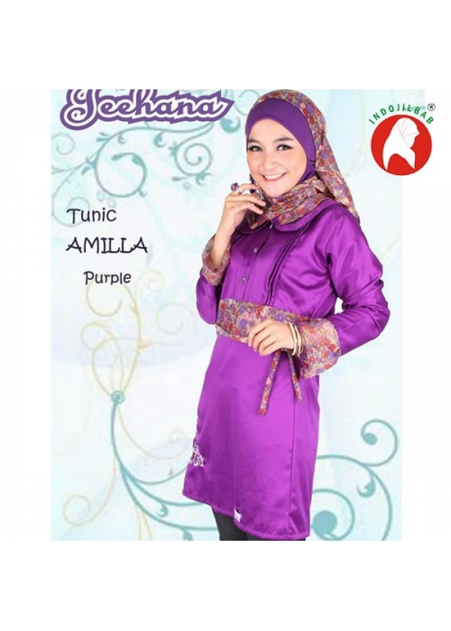Tunic Amilla Purple