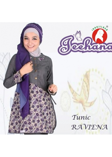Tunik Raviena Purple