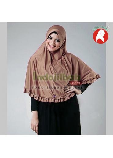 Zaria L Alya Coklat 002