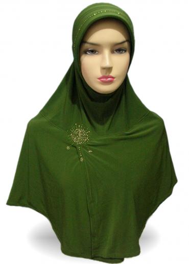 SILMAH - Syifa Hijau 002