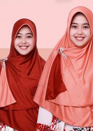 Merah Bata - Peach