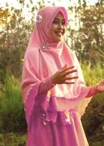 Sifon Polos Pink 001