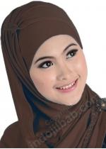 Salwa Maritza Coklat 002
