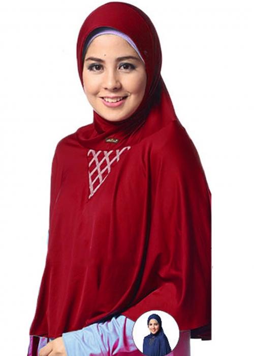 HJ090 Merah Marun