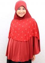 Brocade 3 Merah 002
