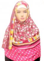 Zaskia Pink 001