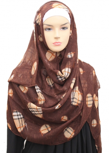 PASH Katun 1 Coklat 002