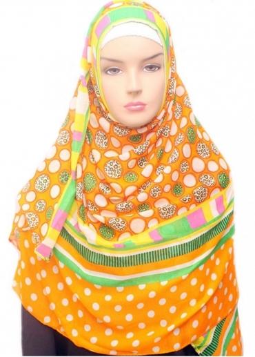 Zaskia Orange