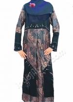 Batik Rancang 2 Hijau 003