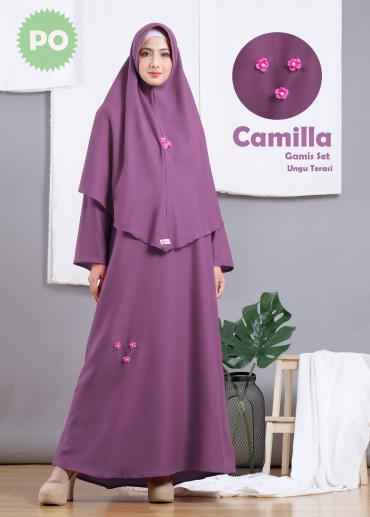 (PO) Camilla Ungu Terasi