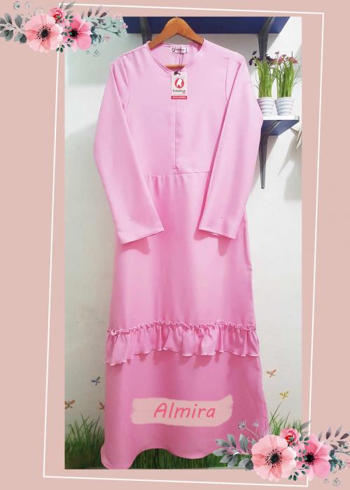 Almira Baby Pink