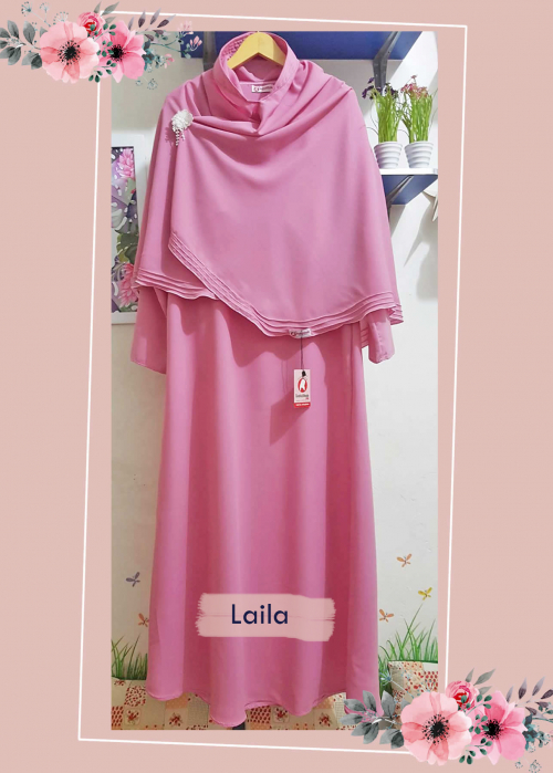 Laila Dusty Pink