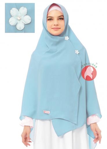 Maryam Stretch Blue 033 (PO)