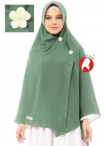 Maryam Stretch Green 37 (PO)