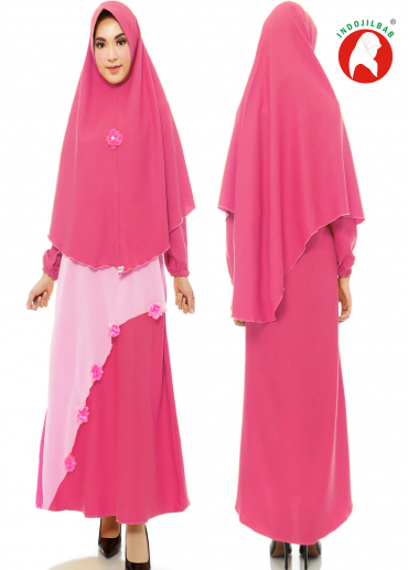Azra Set Pink Fanta 017 (PO)