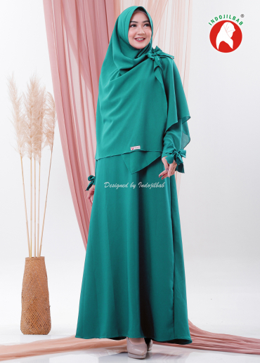 Aiko Ribbon Green 038 (PO)