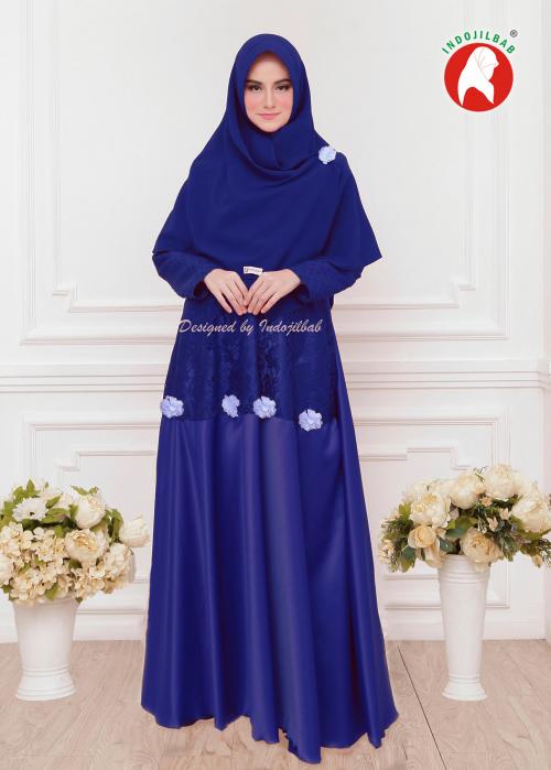 Princess Arafah Electric Blue (PO)