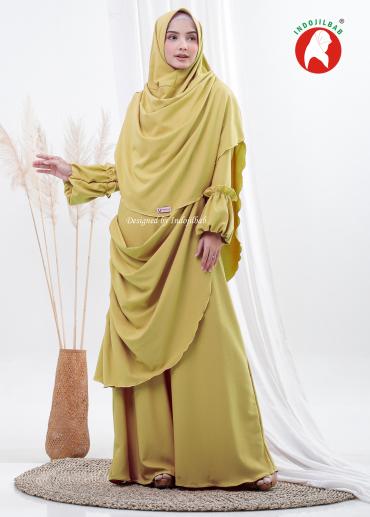 Princess Yunani Yellow 023 (PO)