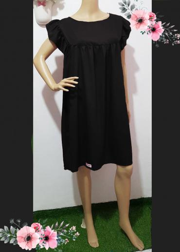 Home Dress 01 Black