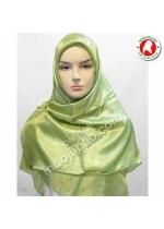 Silk Hijau 002